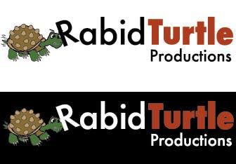 Penyertaan Peraduan #142 untuk Logo Design for Rabid Turtle Productions