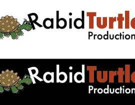 #142 for Logo Design for Rabid Turtle Productions af LynnN