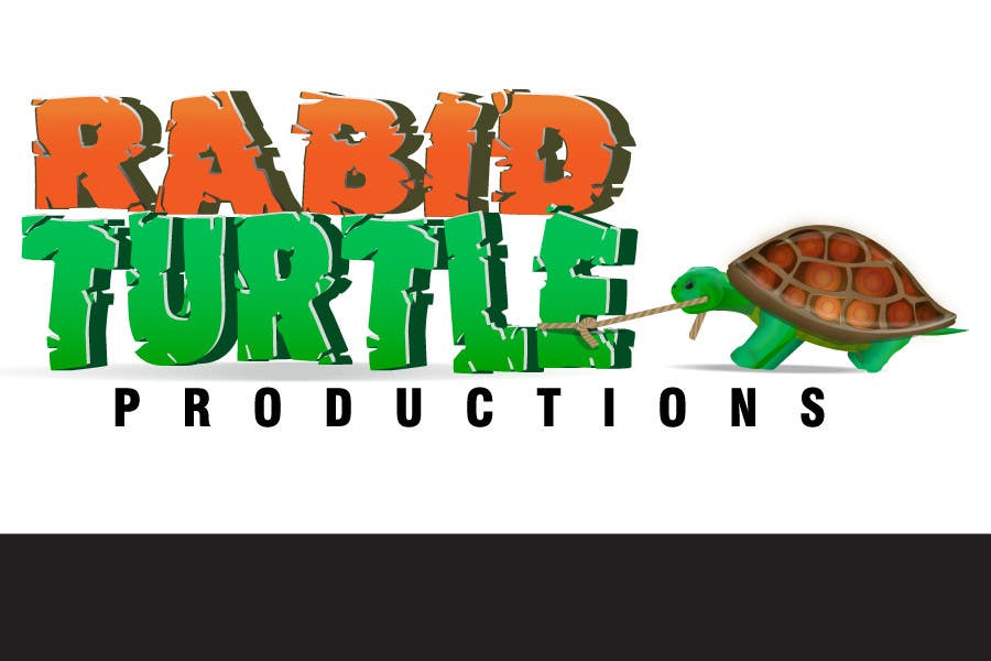 Contest Entry #                                        47                                      for                                         Logo Design for Rabid Turtle Productions