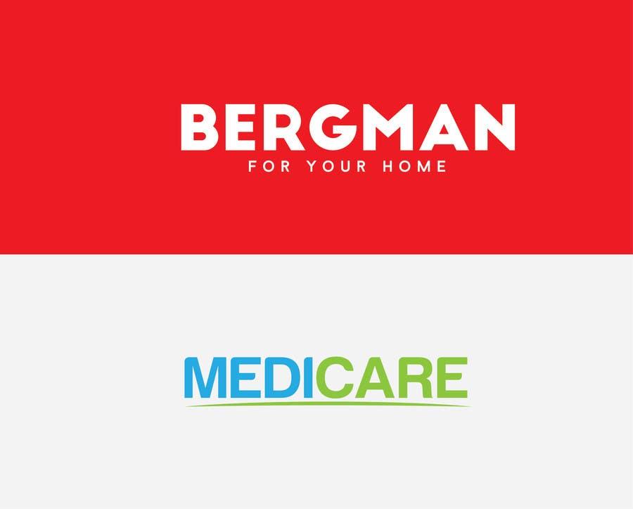 Bài tham dự cuộc thi #12 cho Logo design for BERGMAN MEDICARE