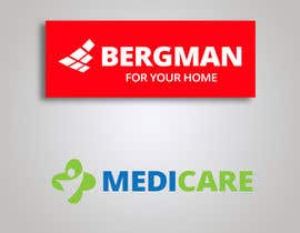 #34 for Logo design for BERGMAN MEDICARE by panameralab