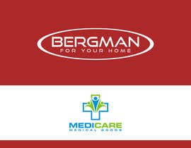 #29 for Logo design for BERGMAN MEDICARE af Superiots