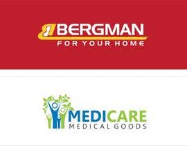 #24 for Logo design for BERGMAN MEDICARE af neerajdadheech