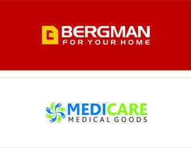 #25 for Logo design for BERGMAN MEDICARE af neerajdadheech