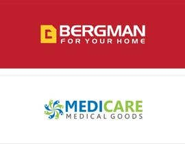 #26 for Logo design for BERGMAN MEDICARE af neerajdadheech