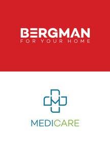 #31 cho Logo design for BERGMAN MEDICARE bởi SergiuDorin