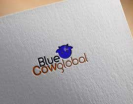 "indunil29 tarafından Design a Logo for our ""Blue Cow Global"" için no 2"