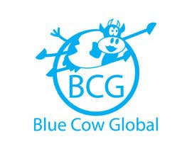 "vad1mich tarafından Design a Logo for our ""Blue Cow Global"" için no 121"