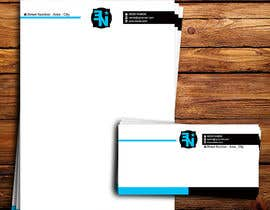 IllusionG tarafından Design some Stationery for East Nations için no 33