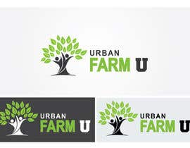 #94 untuk Develop a Corporate Identity for Urban Farm U oleh orangethief