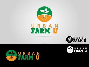 #89 untuk Develop a Corporate Identity for Urban Farm U oleh affineer