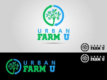 #120 untuk Develop a Corporate Identity for Urban Farm U oleh affineer
