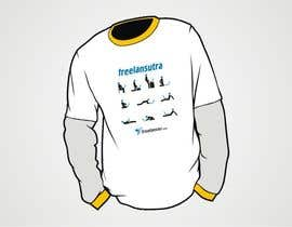 #29 untuk T-shirt Re-design for Freelancer.com oleh dyv