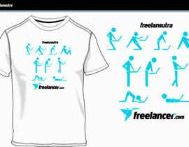 #40 para T-shirt Re-design for Freelancer.com por vigneshr22
