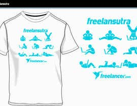 #94 , T-shirt Re-design for Freelancer.com 来自 vigneshr22
