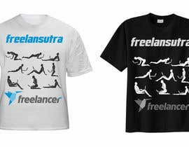 #119 , T-shirt Re-design for Freelancer.com 来自 b0bby123