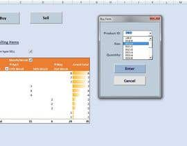 MihalyK tarafından Do some Excel Work for Company to manage inventory -- 2 için no 10