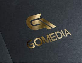 #82 for Design a logo for GoMedia.rocks af nazish123123123