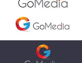 #68 for Design a logo for GoMedia.rocks af manuel0827