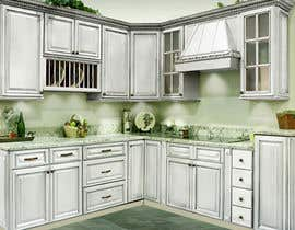 #17 for Adding lighting effects to kitchen cabinets af safulnaeem