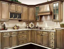 #19 for Adding lighting effects to kitchen cabinets af safulnaeem