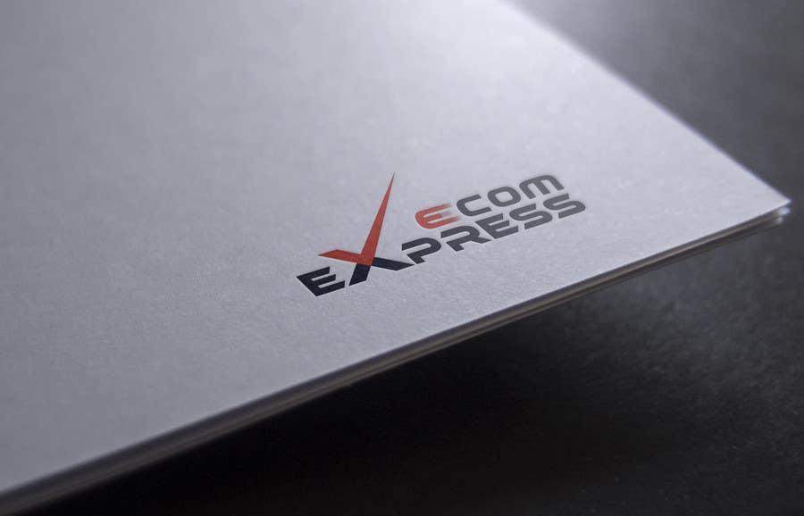 Bài tham dự cuộc thi #47 cho Design a Logo for eCOM Express
