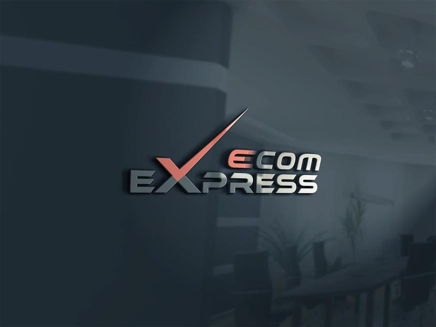 Bài tham dự cuộc thi #48 cho Design a Logo for eCOM Express