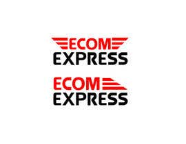 #76 for Design a Logo for eCOM Express by fmoatassem