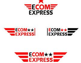 #102 for Design a Logo for eCOM Express by fmoatassem