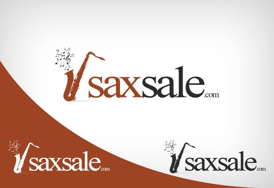 Konkurrenceindlæg #12 for Design a Logo for saxsale.com