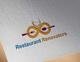 #42 for Design a Logo for Restaurant Renovators af Babubiswas