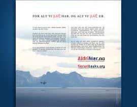 F5DesignStudio tarafından Design an Advertisement for National security reporting project için no 8