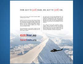 #10 for Design an Advertisement for National security reporting project by F5DesignStudio