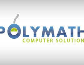 #129 , Logo Design for Polymath Computer Solutions 来自 amitsit2005