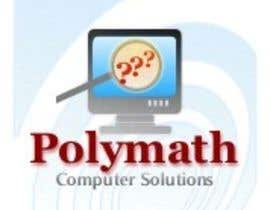#50 , Logo Design for Polymath Computer Solutions 来自 sunnyarain