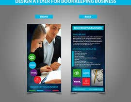amirkust2005 tarafından Design a Flyer for Bookkeeping Business için no 8