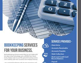 #28 for Design a Flyer for Bookkeeping Business af jeanniefreelance