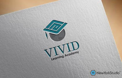 #54 for Design a Logo for Vivid Learning Academy af SergiuDorin