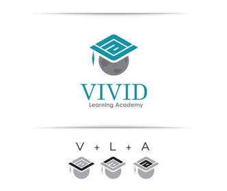 #55 for Design a Logo for Vivid Learning Academy af SergiuDorin