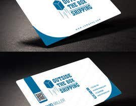 #30 para Business Card for Shipping Store/Company (Logo Supplied) por rahabikhan