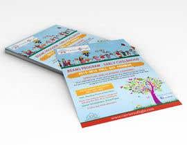Nro 39 kilpailuun Design a Flyer for Preschool Program käyttäjältä igraphicdesigner