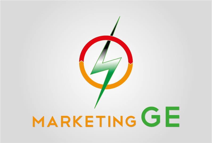 Inscrição nº 38 do Concurso para Design a Logo for MarketingGE