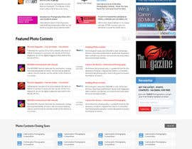 massoftware tarafından Design a Homepage mockup for our existing website WITHOUT changing the layout [PSD ONLY] için no 48