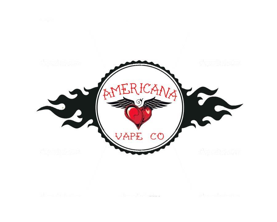 Kilpailutyö #14 kilpailussa Americana Vape Co.
