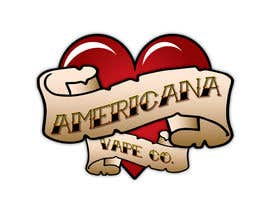 #20 for Americana Vape Co. by vasked71