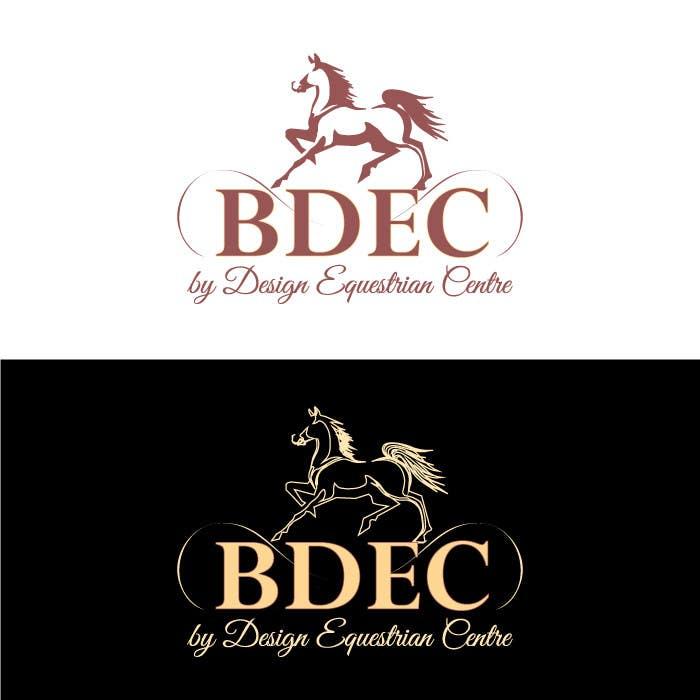 Kilpailutyö #23 kilpailussa Design a Logo for our Equestrian Centre