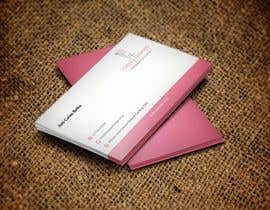 #3 untuk Design a letterhead and business cards for a nail salon oleh TanoJawed