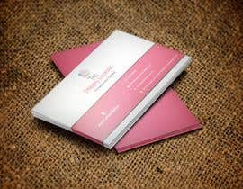 #7 untuk Design a letterhead and business cards for a nail salon oleh TanoJawed