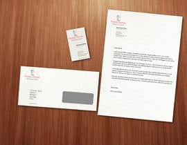 #2 untuk Design a letterhead and business cards for a nail salon oleh olexandrkuzmenko