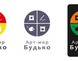 Nro 8 kilpailuun Разработка логотипа для творческой мастерской käyttäjältä SergeStrokov